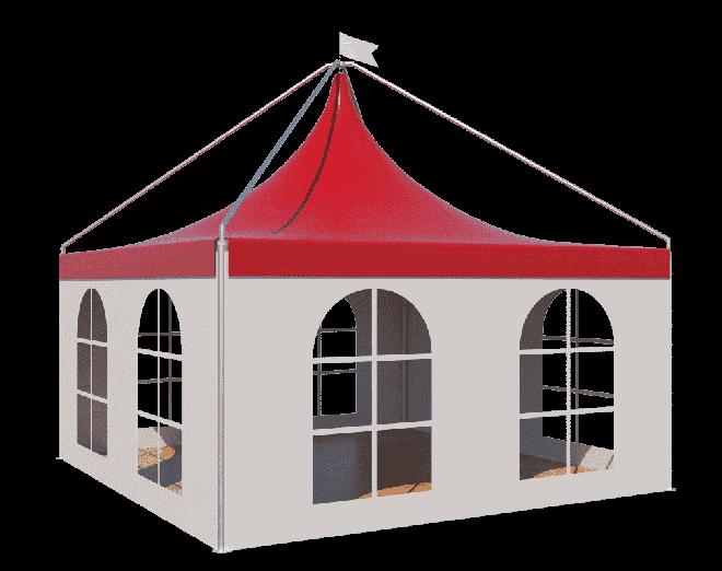 Пагода шатры Лого слайдер на главную
