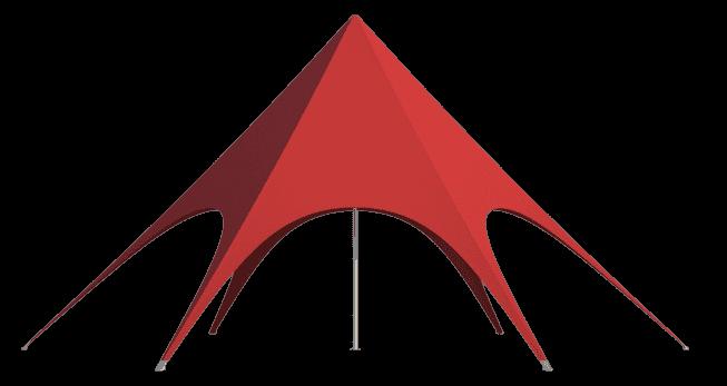 Шатер Звезда Лого слайдер на главную
