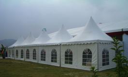 Пагода шатры