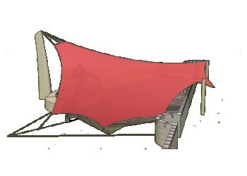 Для загородного дома, дачи, отдыха — Натяжные шатры Лого главная