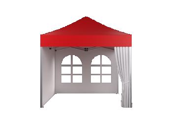 Мобильные шатры для кафе, ресторанов, торговых точек Лого главная