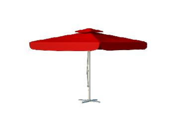 Зонты для кафе, ресторанов, торговых точек Лого главная