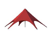 Звезда шатры Лого главная
