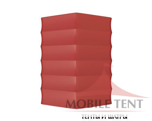 Арочный ангар 25х30м Схема 4