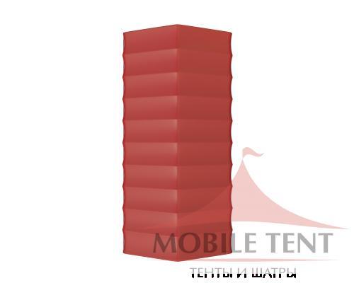 Арочный ангар 25х50 м Схема 4