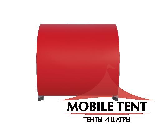 Арочный шатёр 16х16 — 256 м² (B) Схема 3