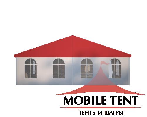 Большой шатер 10х25 Схема 2