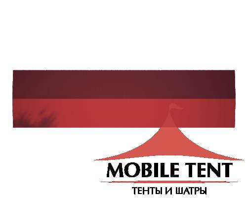 Классический шатёр 10х35 Схема 4