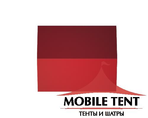 Классический шатёр 25х30 Схема 4