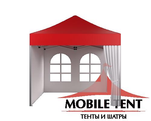 Быстросборные шатры трансформеры Prof 3х3 Схема 2