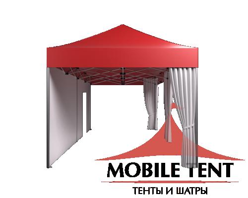 Мобильный шатёр Prof 3х6 Схема 1