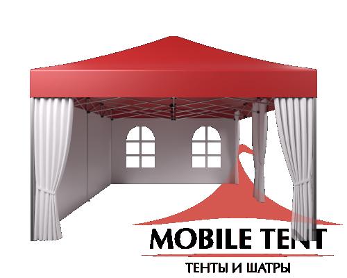 Мобильные шатры-трансформеры Prof 4х6 Схема 1