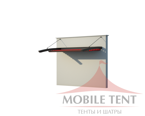 Пергола Подвесная 3х5 Схема