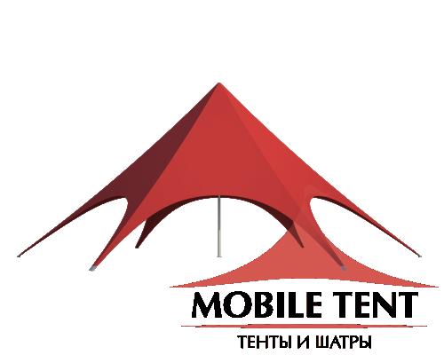 Шатер Звезда (Диаметр 14 м) Схема 2