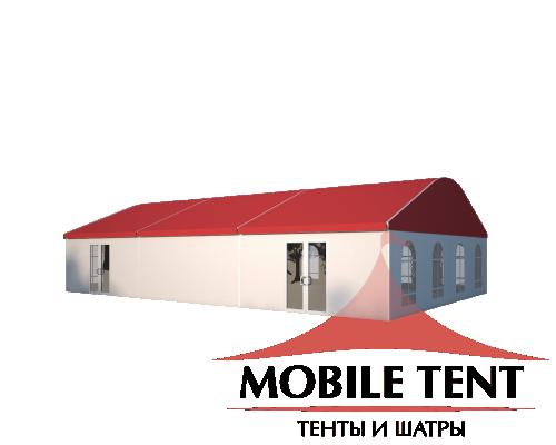 Шатёр для мероприятий 10x15 м Схема 1