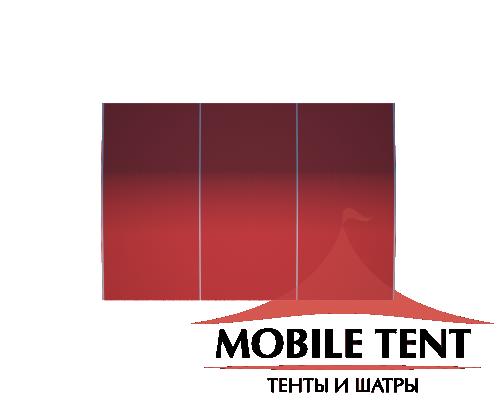 Шатёр для мероприятий 10x15 м Схема 4