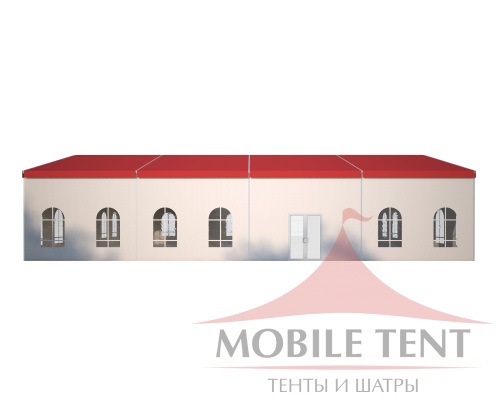 Шатёр для мероприятий 15х20 Схема 3