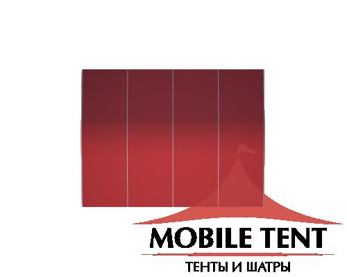 Шатёр для мероприятий 15х20 Схема 4