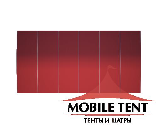 Шатёр для мероприятий 15х30 Схема 4