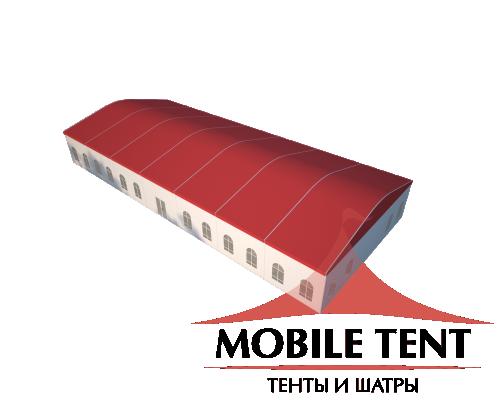 Шатёр для мероприятий 15х35 Схема