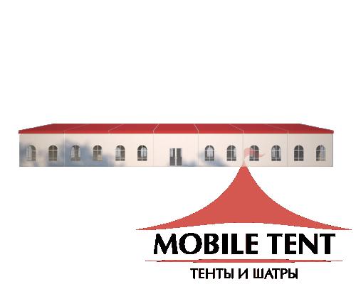 Шатёр для мероприятий 15х35 Схема 3