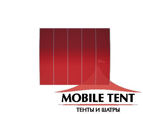 Шатёр для мероприятий 20х25 Схема 4