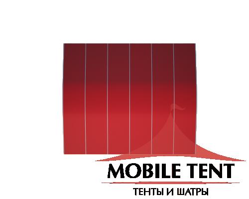Шатёр для мероприятий 25х30 Схема 4