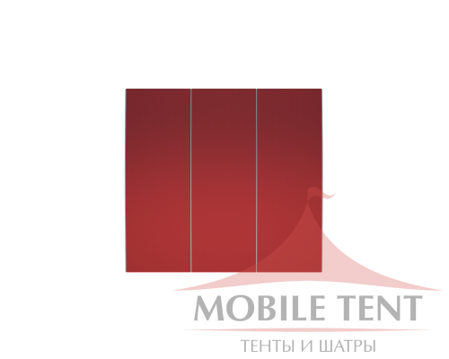 Шатёр для выставок 10х15 Схема 4
