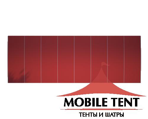 Шатёр для выставок 10х40 Схема 4