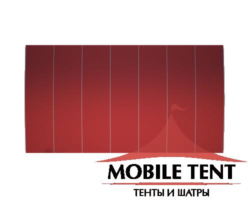 Шатёр для выставок 15х35 Схема 4