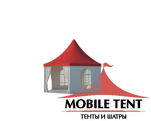 Шестигранный шатёр Римини (Диаметр 6 м) Схема 1