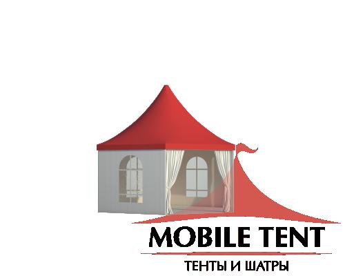 Шестигранный шатёр Римини (Диаметр 6 м) Схема 2