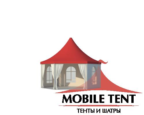 Шестигранный шатёр Римини (Диаметр 6 м) Схема 3