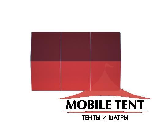 Тентовый ангар 10х15