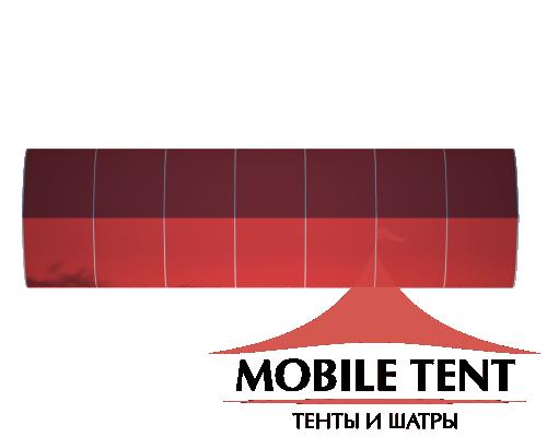 Тентовый ангар 10х35