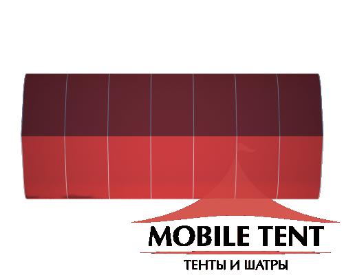 Тентовый ангар 15х35 Схема 3