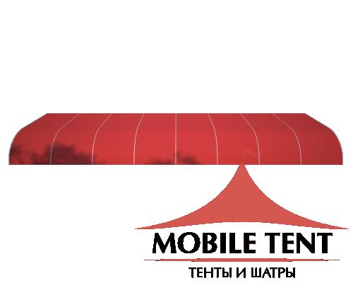 Тентовый ангар 15х40 Схема 3