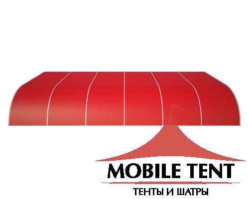 Тентовый ангар 20х30 Схема 3