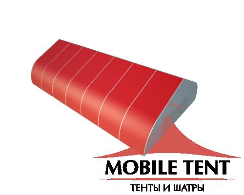 Тентовый ангар 20х35 Схема