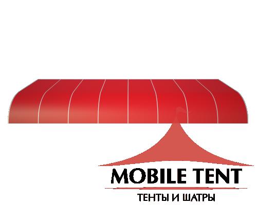 Тентовый ангар 20х40 Схема 2