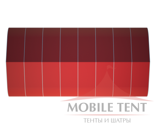 Тентовый ангар 20х40 Схема 3