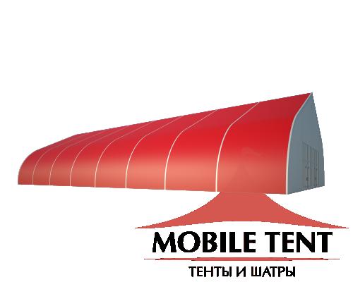 Тентовый ангар 20х40 Схема 1