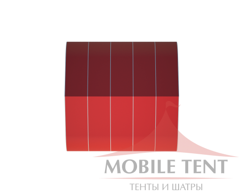 Тентовый ангар 25х25 Схема 3