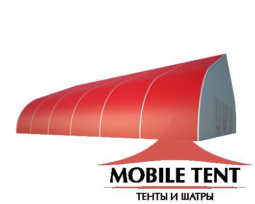 Тентовый ангар 25х30 Схема 1