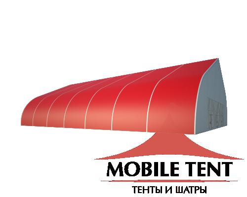 Тентовый ангар 25х35 Схема 1