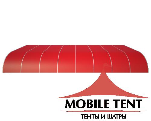 Тентовый ангар 25х40 Схема 3