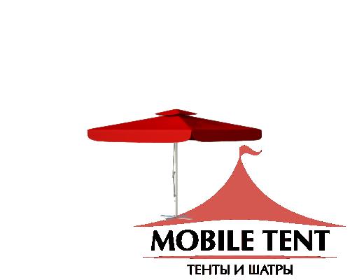 Зонт Premium 4х4 Схема 2