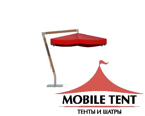 Зонт Premium Side 4х4 Схема 3