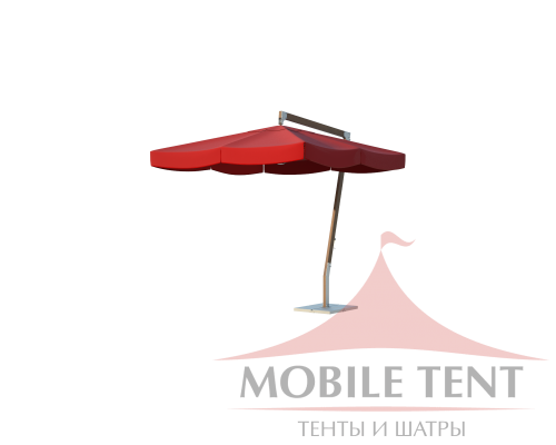 Зонт Premium Side 5x5 Схема 2