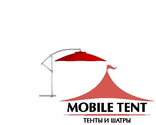 Зонт Side диаметр 2 Схема 3